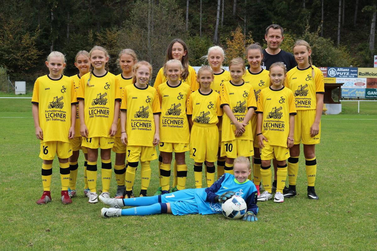 MSG EFM SC Zöbern - Mädchen U12