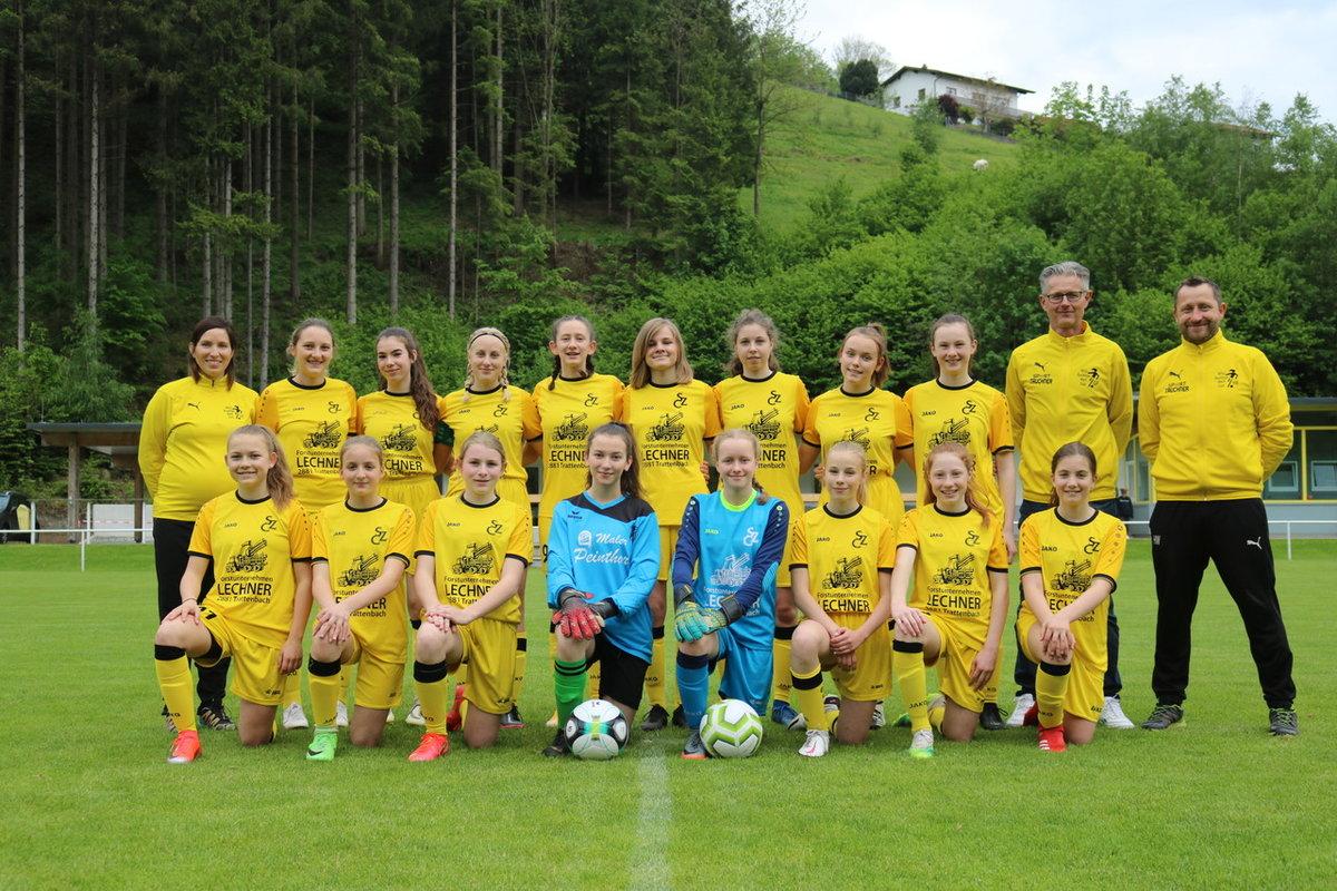 MSG Zöbern Bucklige Welt - Mädchen U16
