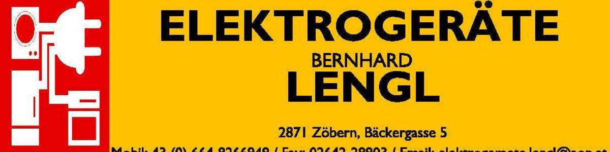 Elektrogeräte Bernhard Lengl elektrogeräte.lengl@aon.at