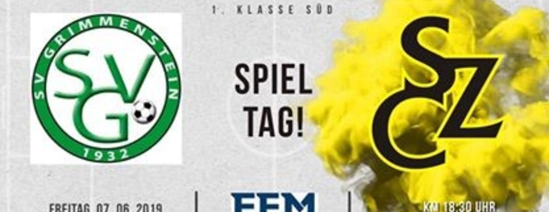 U23 holt 2:2 Unentschieden in Grimmenstein