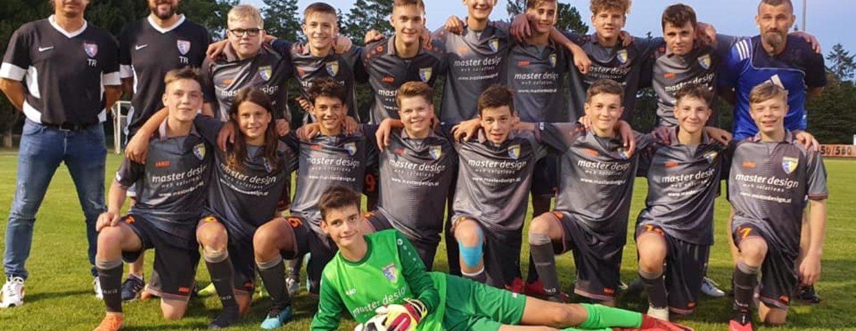 Saisonrückblick der U15 aus der Landesliga